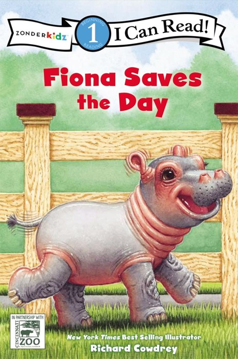Fiona Saves the Day (Paperback)