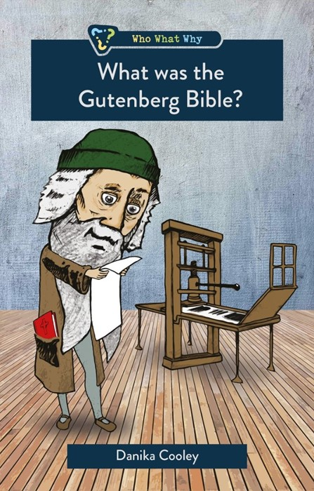 What Was the Gutenberg Bible? (Paperback)
