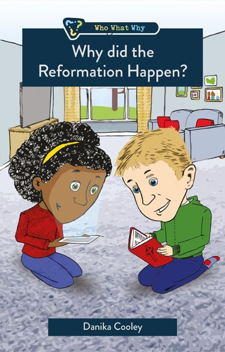 Why Did the Reformation Happen? (Paperback)