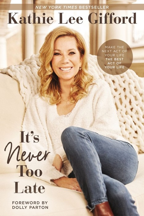 It's Never Too Late (Hard Cover)