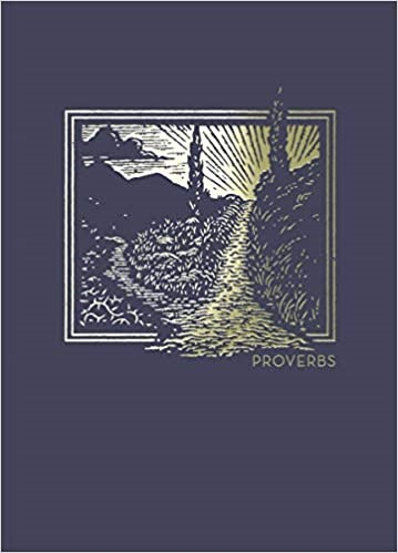 NET Abide Bible Journal: Proverbs (Paperback)