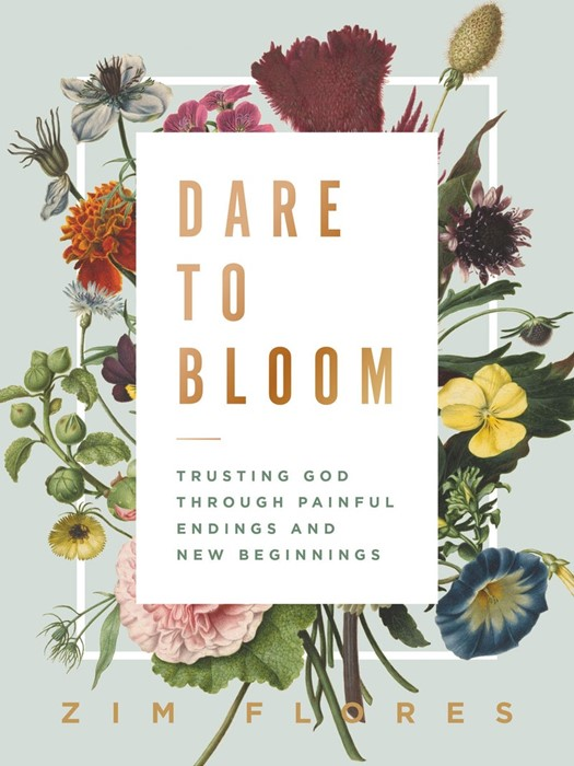 Dare to Bloom (Hard Cover)