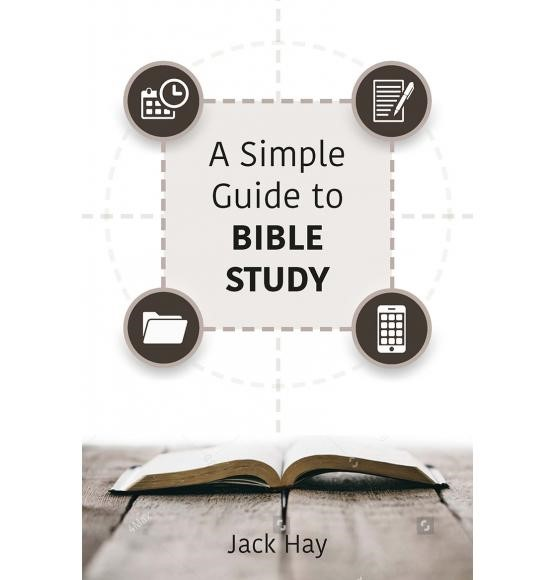 Simple Guide to Bible Study, A (Paperback)