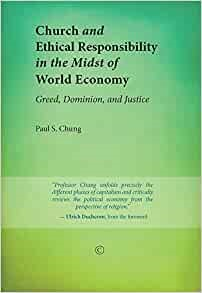 Church and Ethical Responsibility in the Midst of World Econ (Paperback)