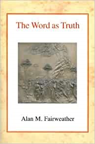The Word as Truth (Paperback)