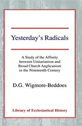 Yesterday's Radicals (Hard Cover)