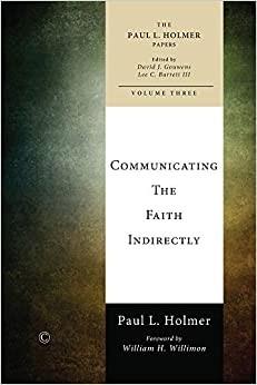 Communicating the Faith Indirectly (Paperback)
