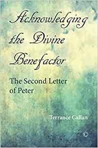 Acknowledging the Divine Benefactor (Paperback)
