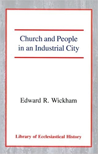 Church and People in an Industrial City (Paperback)
