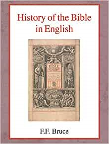 History of the Bible in English PB (Paperback)