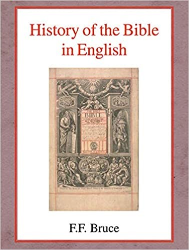 History of the Bible in English HB (Hard Cover)