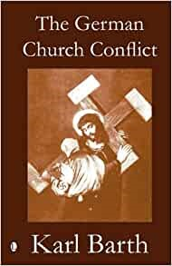 German Church Conflict, The PB (Paperback)