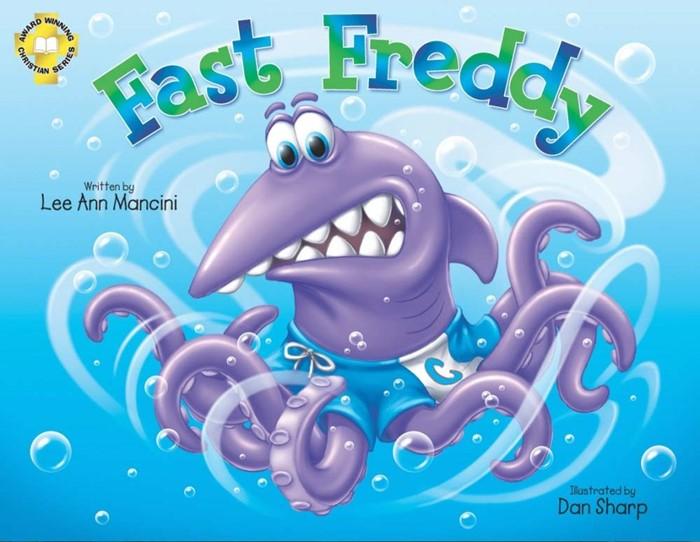 SeaKids: Fast Freddy (Anti-Bullying) (Hard Cover)