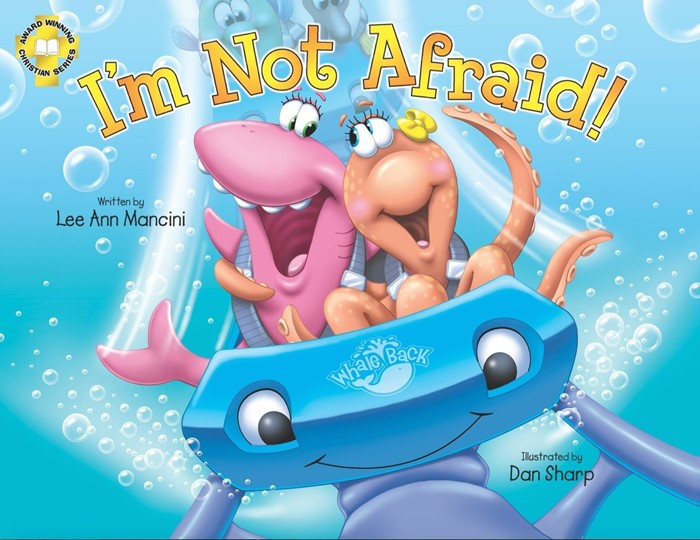 SeaKids: I'm Not Afraid (Fears) (Hard Cover)