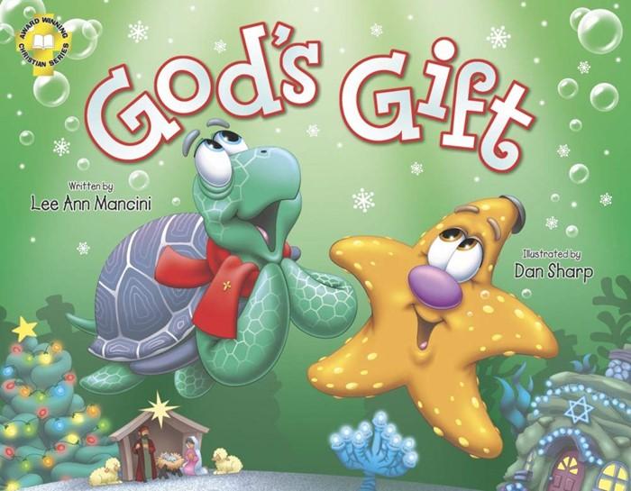SeaKids: God's Gift (Christmas & Hanukkah) (Hard Cover)