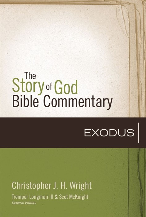 Exodus: The Story of God (Hard Cover)