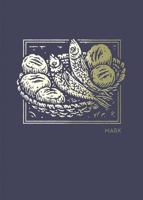 NET Abide Bible Journal: Mark (Paperback)