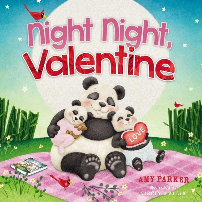 Night Night, Valentine (Board Book)