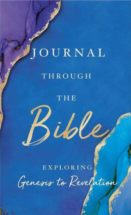Journal Through the Bible (Hard Cover)