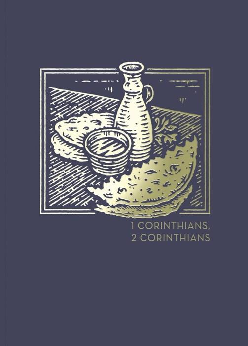 NET Abide Bible Journal: 1-2 Corinthians (Paperback)