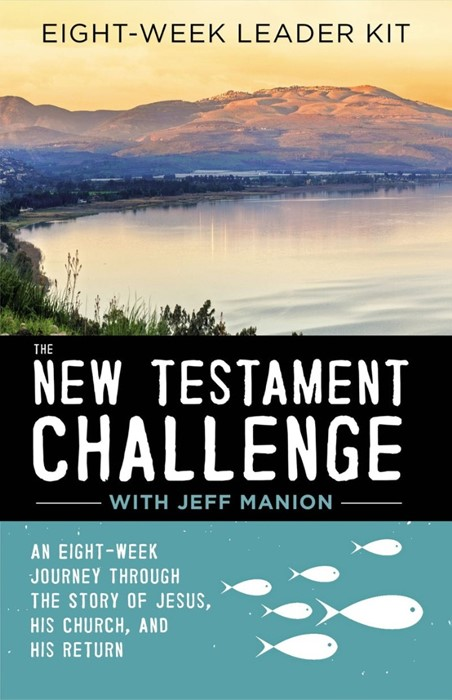 New Testament Challenge, The: Eight-Week Leader Kit (Paperback w/DVD)