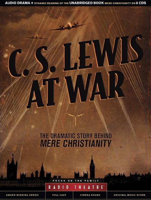 C. S. Lewis At War (CD-Audio)