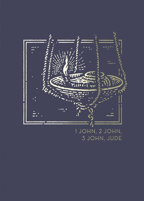NET Abide Bible Journal: 1-3 John, Jude (Paperback)