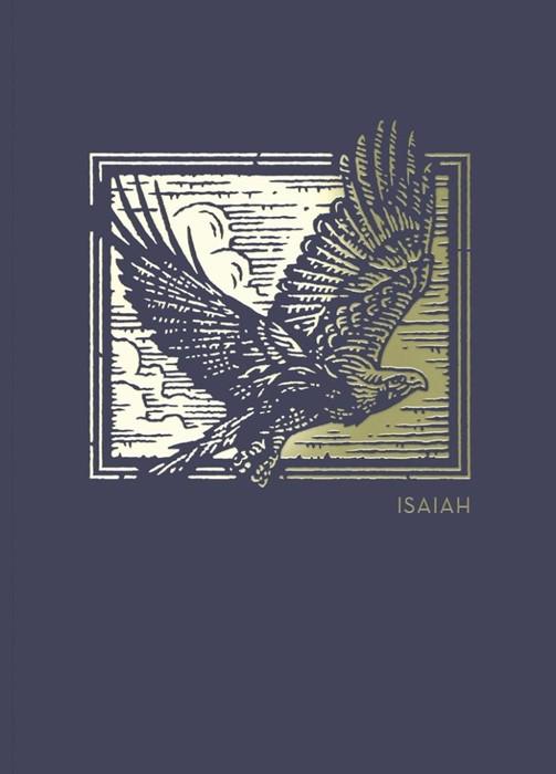 NET Abide Bible Journal: Isaiah (Paperback)