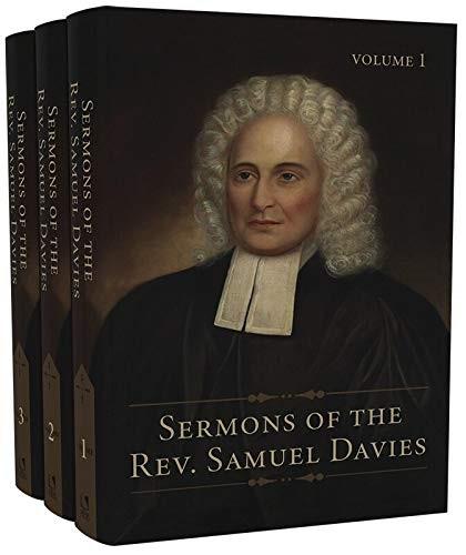 Sermons of the Rev. Samuel Davies, 3 Volumes (Hard Cover)