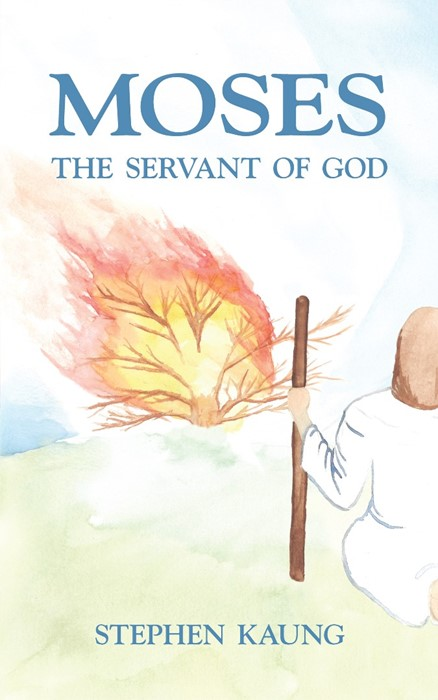 Moses, The Servant of God (Paperback)