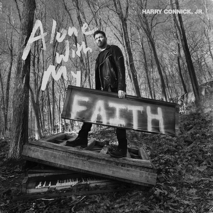 Alone With My Faith CD (CD-Audio)