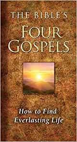 The Bible's Four Gospels (Paperback)
