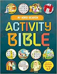 My Word Search Activity Bible (Paperback)