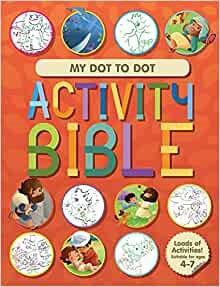 My Dot to Dot Activity Bible (Paperback)