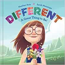 Different - A Great Thing to Be! (Hard Cover)