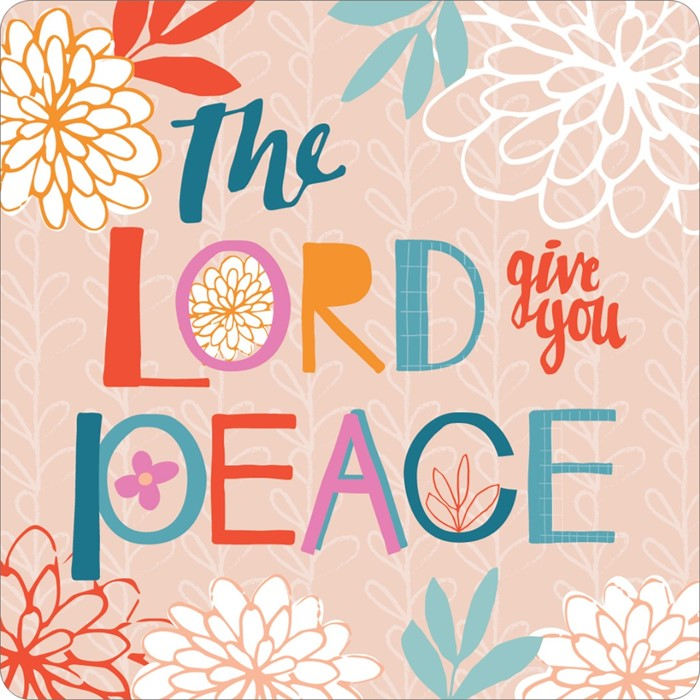 Give You Peace Coaster (General Merchandise)