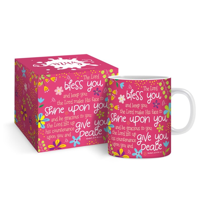 The Lord Bless You Mug & Gift box (General Merchandise)