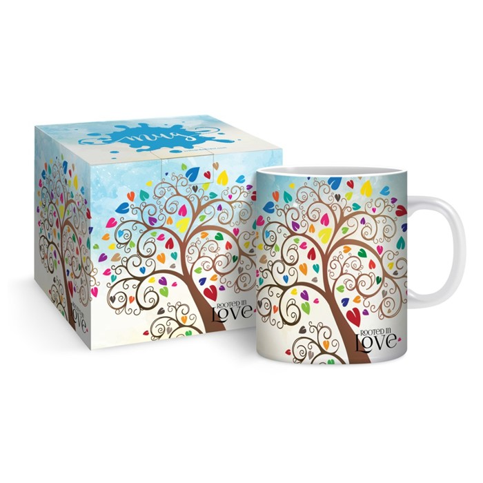 Rooted in Love Mug & Gift Box (General Merchandise)