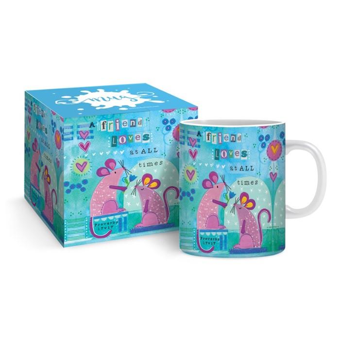Friend Loves Mug & Gift Box, A (General Merchandise)