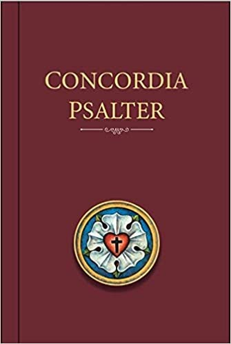 Concordia Psalter (Hard Cover)