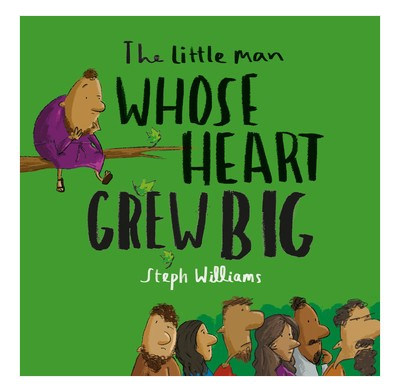 The Little Man Whose Heart Grew Big (Paperback)