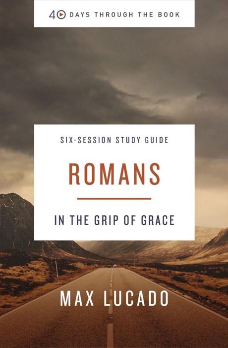 Romans Study Guide (Paperback)