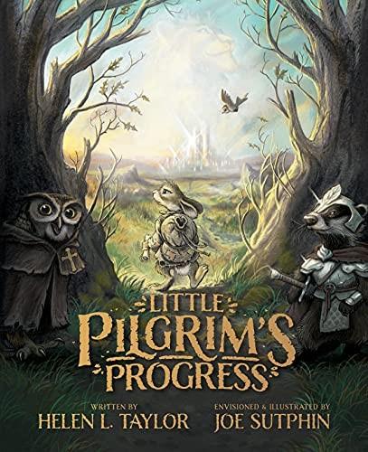 The Illustrated Little Pilgrim's Progress (Hard Cover)