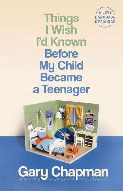 Things I Wish I'd Known Before My Child Became a Teenager (Paperback)