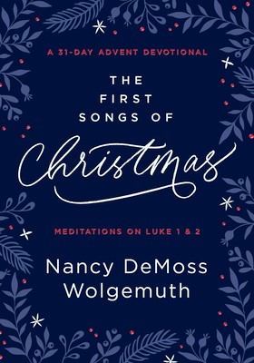 The First Songs of Christmas (Hard Cover)