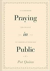 Praying in Public (Hard Cover)