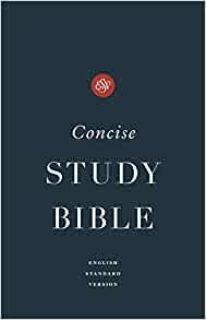 ESV Concise Study Bible™ (Hard Cover)