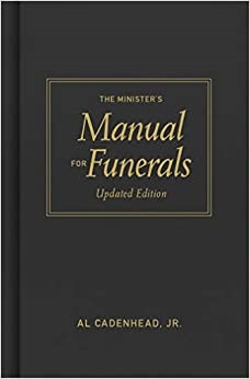 The Minister's Manual for Funerals, Updated Edition (Hard Cover)