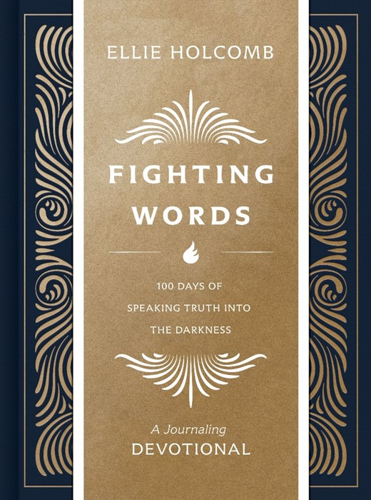 Fighting Words Devotional (Hard Cover)
