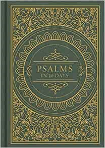 Psalms in 30 Days: CSB Edition (Hard Cover)